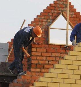 Любые виды строительных и сантехнических работ.