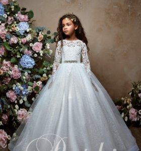 Эксклюзивные Платья для девочек 6-12 лет