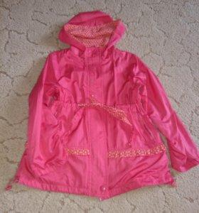 Пальто 116 см