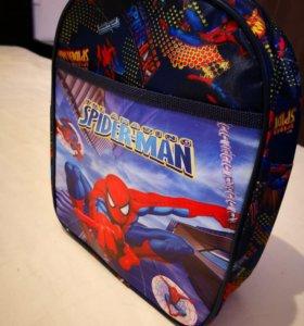 Рюкзак человек паук!
