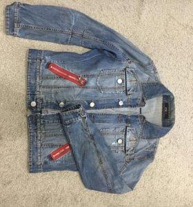 Джинсовка, джинсовая куртка