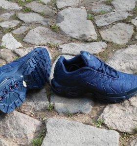 Nike Air Max Plus Tn кроссовки р1 синие новые