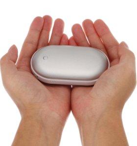 Грелка для рук+power bank