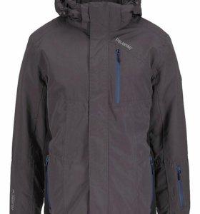 Новая лыжная куртка фирма polarino