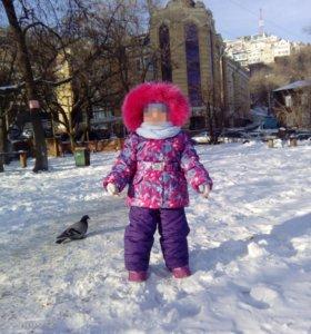 Зимний комбинезон как новый