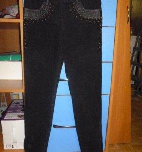 вельветовые брюки р.36