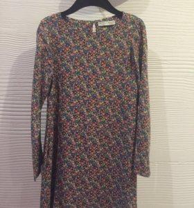 Платье Zara для девочки 11-12 лет 152 см