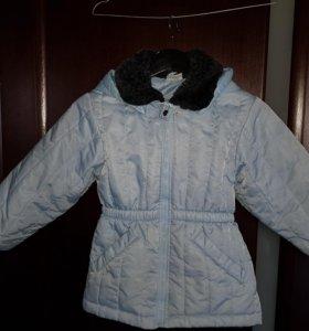 Куртка на дев 122