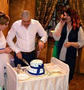 Ведущая и Dj на свадьбу, юбилей + диджей