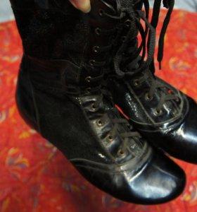 Осенние ботинки, 37 р-р
