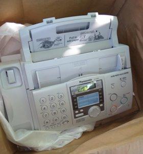 Компактный факс с копиром на обычной бумаге
