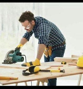 требуется подработка плотника