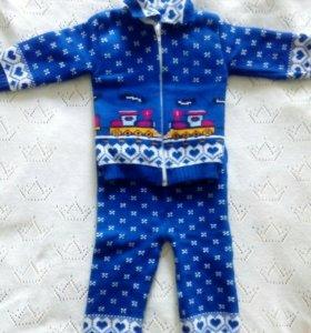 Новые костюмы на мальчика