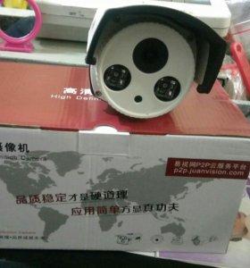 Уличная аналоговая камера видионаблюдение