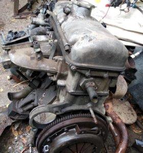 Двигатель 412 Москвич