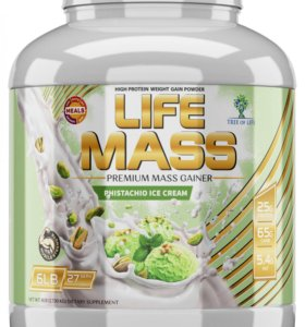 Gainer Life Mass 2.7 кг