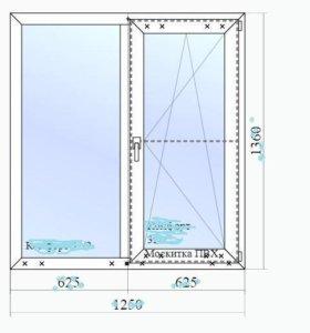 КВЕ окна и двери пластиковые