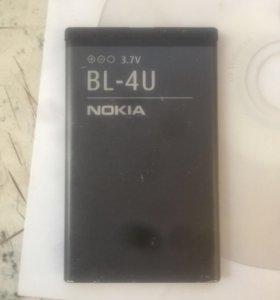 Батарея от Нокиа BL-4U