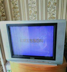 Телевизор хорошим состоянии