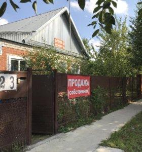 Дом, 100.6 м²