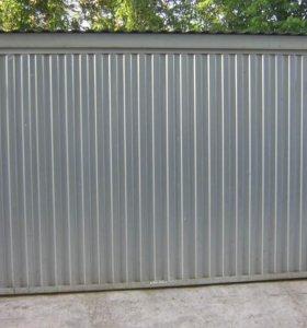 Новые гаражи пеналы