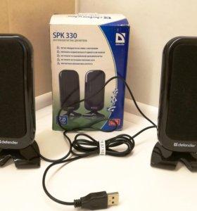 USB-колонки со встроенной звуковой платой