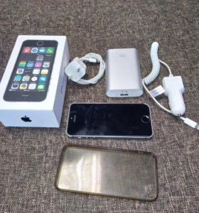 Iphone5s на запчасти.