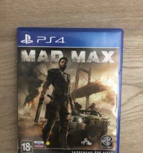 Игра для PS4 Mad Max