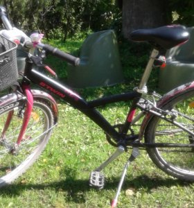 Велосипед фирма В-ТWIN