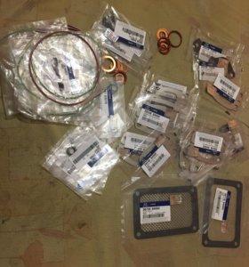 Прокладки разные Hyungai для двигателей D6CA/D6CB