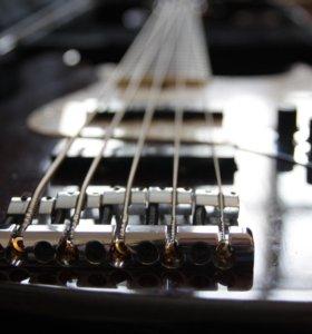 5-струнная бас-гитара Moon JB-5 (Japan)