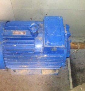 Крановой электродвигатель MTKF(H) 312-8
