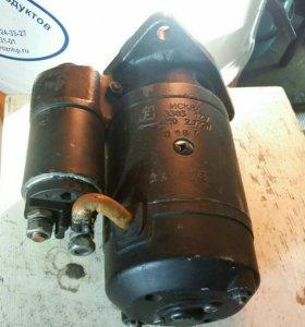 Стартер AZJ-3385 12в 2,7кВт ISKRA.