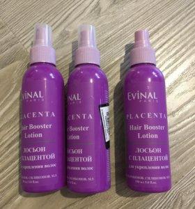 Лосьон спрей не смываемый Evinal для волос