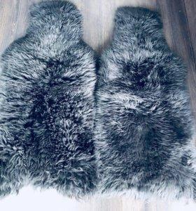 Меховые чехлы овчина (комплект)