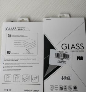 Защитное стекло XIAOMI MI 8 SE