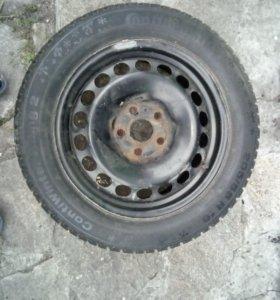 Зимние колёса 205х55х16