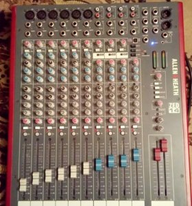 Микшерный пульт allen&heath ZED-14 made in China