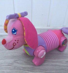 Интерактивная игрушка собачка Фиона