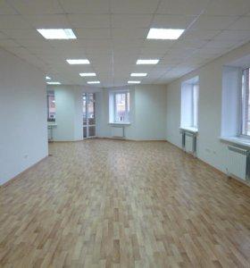 Аренда, офисное помещение, 91 м²