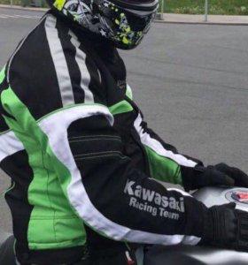 Мотокуртка Kawasaki 50 р
