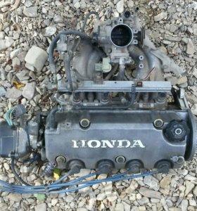 ГБЦ Хонда Цивик 1998г. D16A