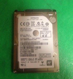 Жёсткий диск 640 гб
