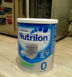Молочная смесь Nutrilon Pre для недоношенных детей