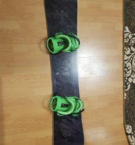 Сноуборд Lib Tech skate banana 159