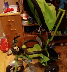 Велосипед детский ЛексДелюкс