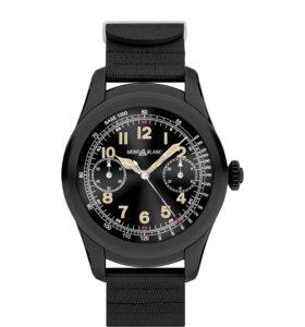 Смарт часы Montblanc summit smartwatch, новые