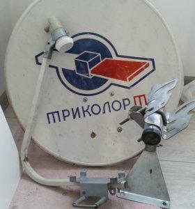 Антенна триколор