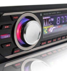 Автомагнитолы с Радио . USB . Bluetooth