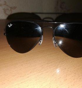 Солнцезащитные очки Ray Ban (Оригинал Италия )